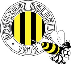 Bronshoj Boldklub klubblogo