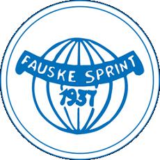 Fauske Sprint klubblogo