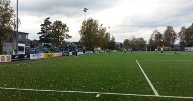 Grefsen Stadion Kjelsås - Alta
