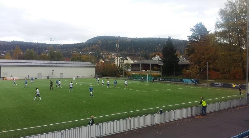 Grefsen Stadion straffemål Lars Brotangen