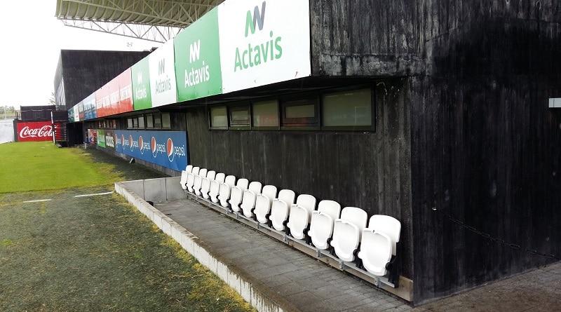 Kaplakriki bench