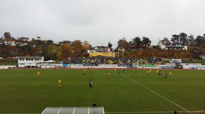 JJ Ugland Levermyr Stadion