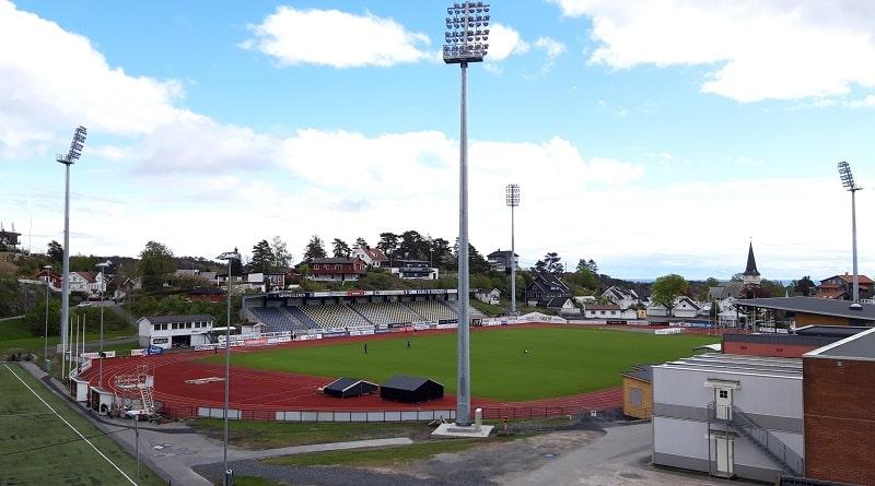 Levermyr Stadion 2020