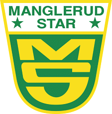 Manglerud Star klubblogo