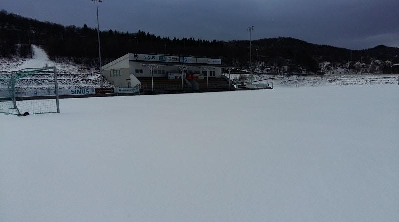 Stamnes Arena Sandnessjøen