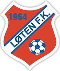 Løten FK klubblogo