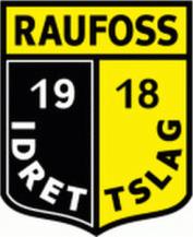 Raufoss Fotball klubblogo