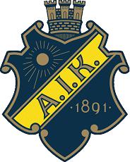 AIK klubblogo