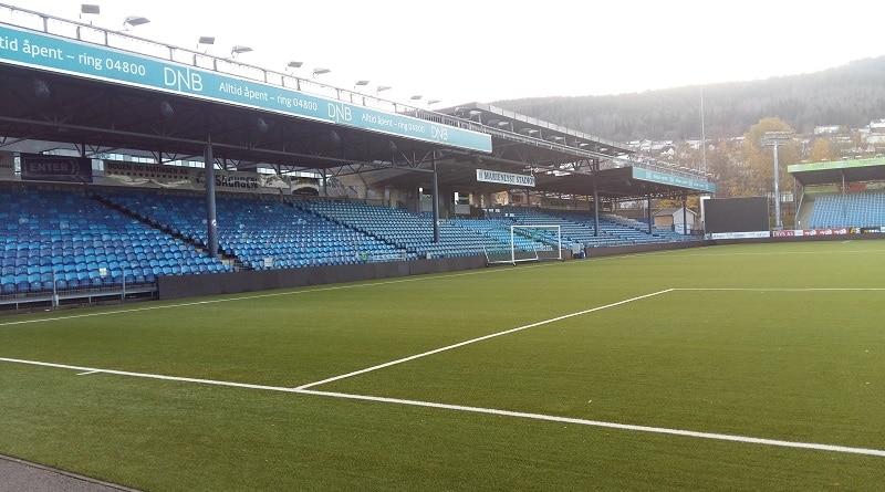 Marienlyst Stadion hovedtribune