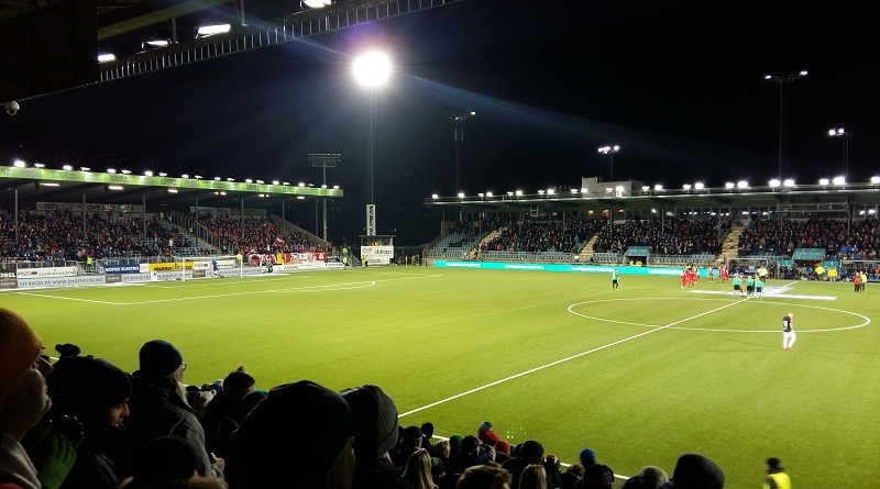 Marienlyst Stadion Nordic Stadiums