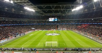 Spurs-Real Madrid