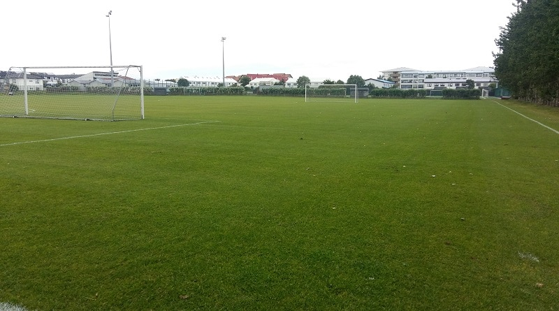 KR training pitch