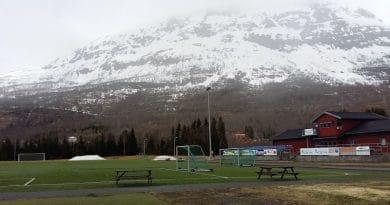 Bjerkvik Stadion
