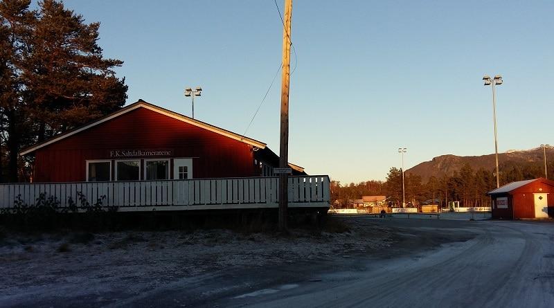 Dragefossen Stadion