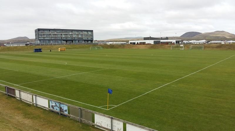 Grindavikurvöllur training pitch
