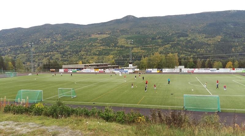 Hallingmo Stadion