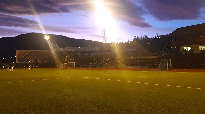 Hallingmo Idrettspark