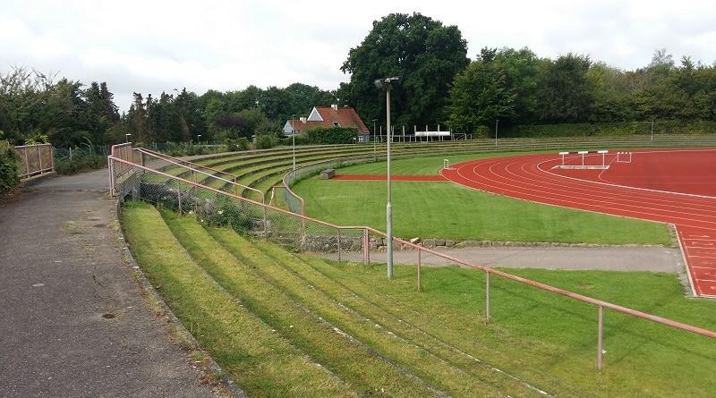 Hillerød old Stadion