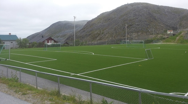 Kjøllefjord Stadion