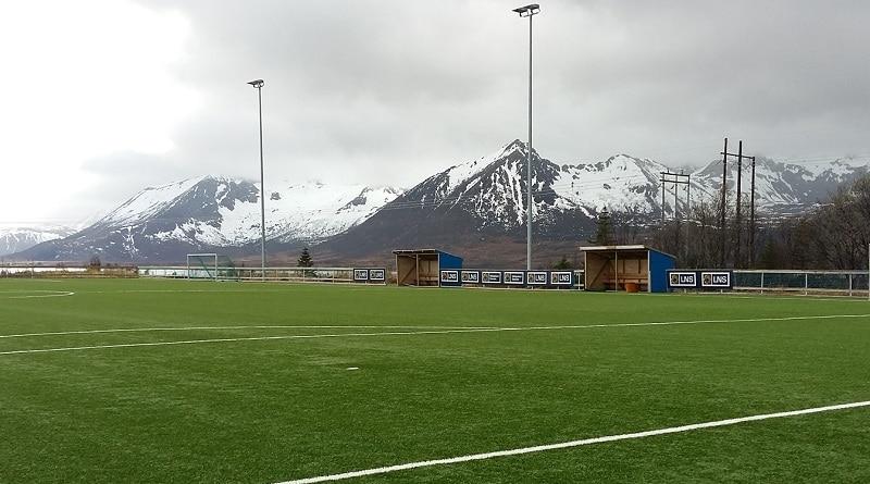Risøyhamn Stadion