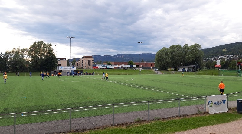 Åssiden Stadion