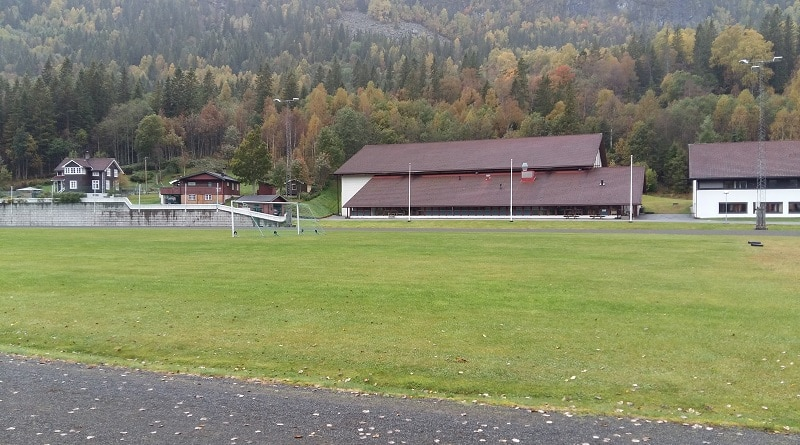 Norefjord Stadion
