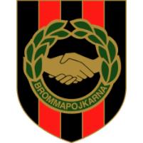 Brommapojakrna logo