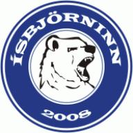 Isbjorninn Kopavogur logo