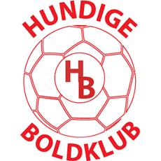 Hundige Boldklub logo