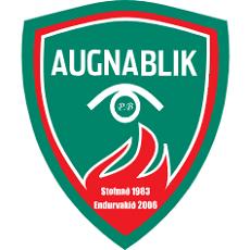 Augnablik logo