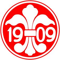 B 1909 logo