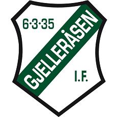 Gjelleraasen IF logo
