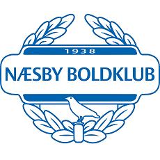 Naesby Boldklub logo