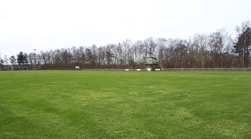 Osted Stadion - FC Lejre