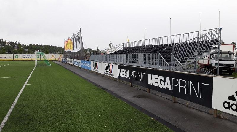 Sandvika Stadion 2019