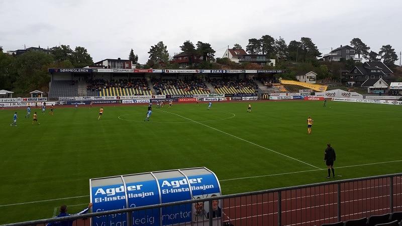 Jerv - Sandnes Ulf 20180819