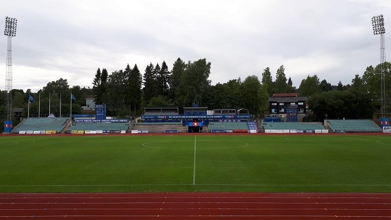 Nadderud Stadion - Stabæk