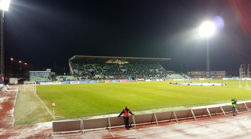 Stabæk - FK Jerv 2-0 Eliteserien play-off 04.12.2016
