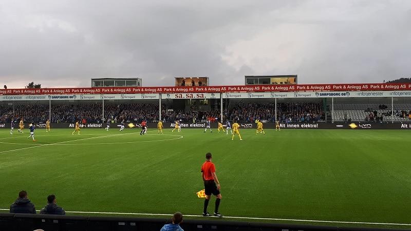 Sarpsborg - Maccabi Tel-Aviv 3-1 23082018