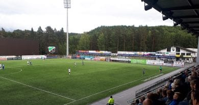 Hønefoss BK - FK Mjølner 2-4