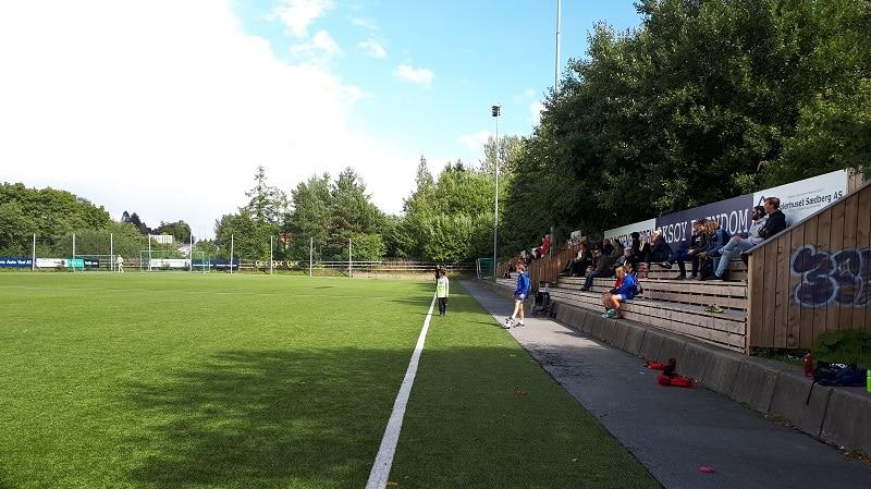Kongsgårdbanen Donn FK Kristiansand