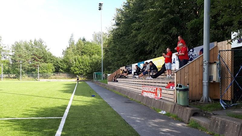 Oseberget FK Tønsberg fans