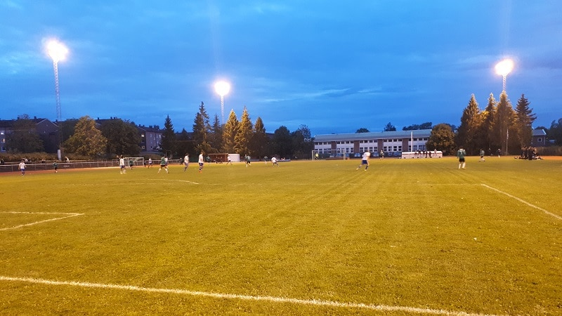 Lambertseter Stadion - Lambertster IF - Abildsø IL