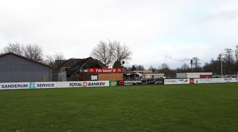Lars R. Jacobsen Park - Dalum IF