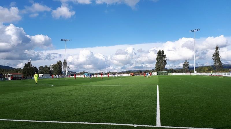 Myhrer Stadion Eidsvold TF - Skedsmo 2-0 c