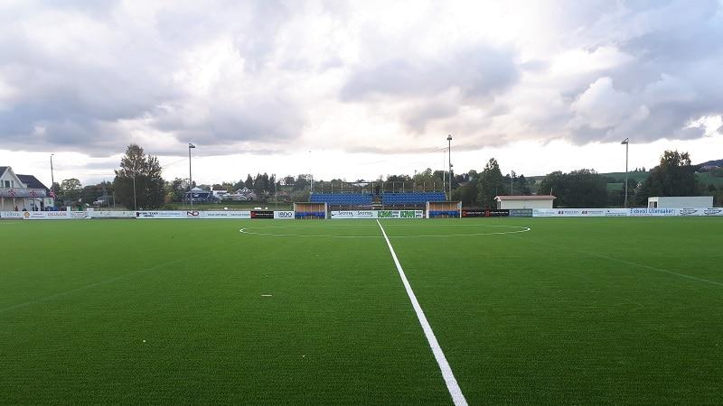 Myhrer Stadion Eidsvold TF