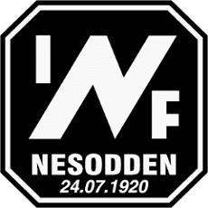 Nesodden IF logo