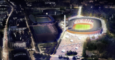 Olympiastadion Helsinki renovations 2019