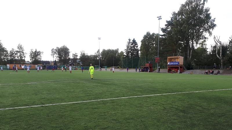 Skedsmo Stadion Skedsmo FK - Lørenskog if 1-2 2018