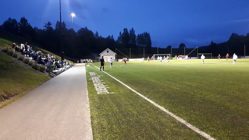 Sparebanken1banen Gran Idrettspark